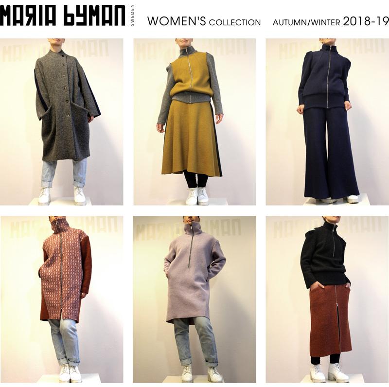 maria byman aw18 women